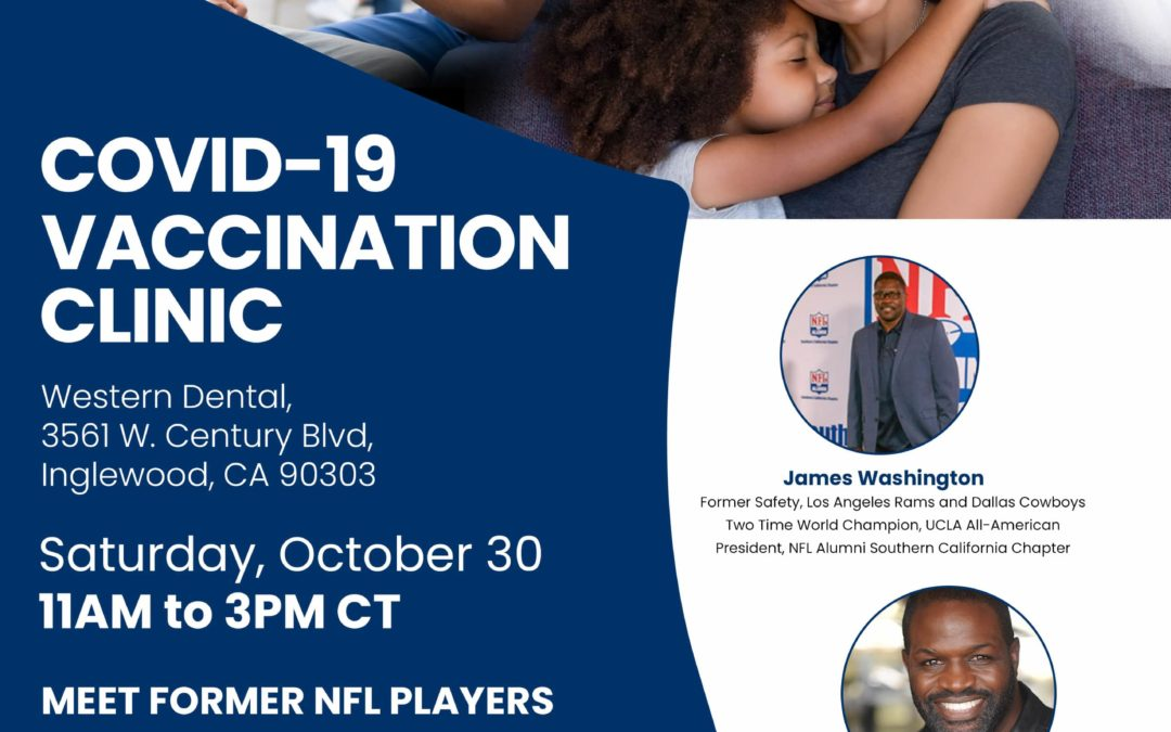NFLA Southern California October 30 clinic